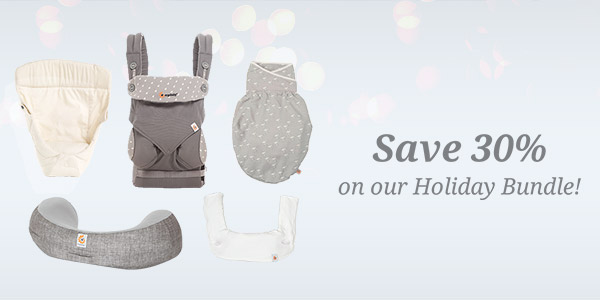 Save Big with Ergobaby's Holiday Promotions!