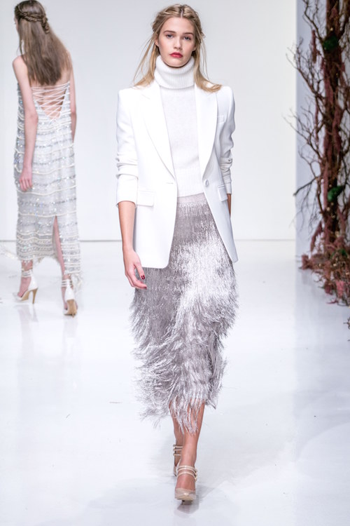 Rachel Zoe Fall 2016 Review by Vogue