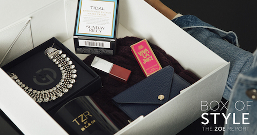 $10 Coupon Code for Box of Style