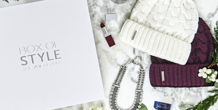 Box of Style by The Zoe Report Named the Most Luxe by Racked