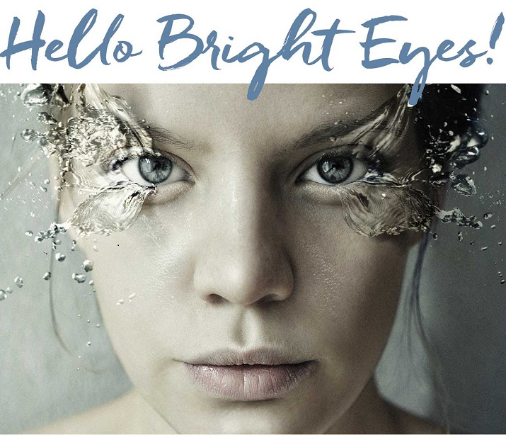 Hello Bright Eyes!