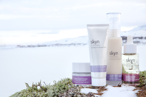 Skyn ICELAND in Recent News