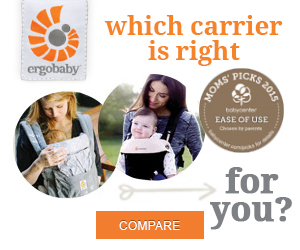 "Ergobaby ""Compare"" Banners"