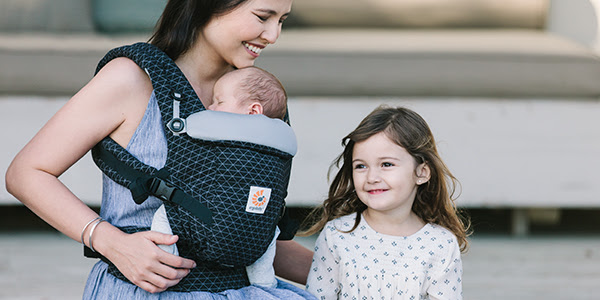 New Adapt Styles! | Ergobaby April Newsletter