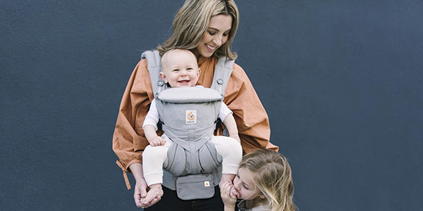 Zippered Pouches – Now Available from Ergobaby!