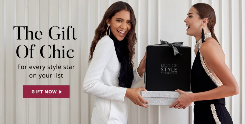 New Winter Box of Style Banners
