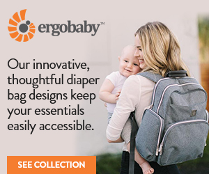 Ergobaby Diaper Bag Collection Banners