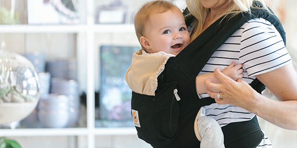 It's Our Tried-and-True… Now More Comfortable for You! | Ergobaby November Newsletter