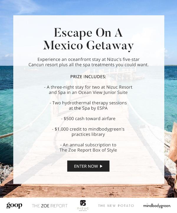 Win A Winter Escape To Cancun, Mexico
